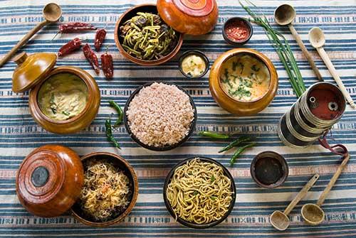 Food-in-Bhutan