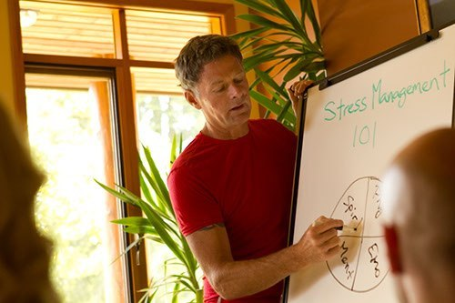 Stress management lectures