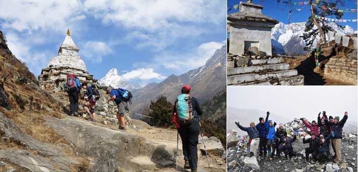 Nepal Hiking Vacation
