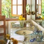 Rancho La Puerta Spa Accommodations Bathroom