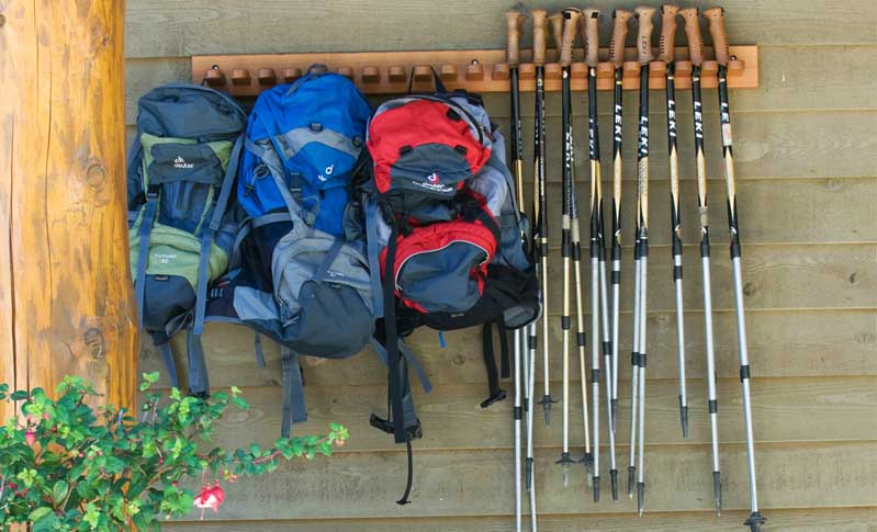 hiking-poles-and-backpacks