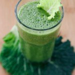 Green Goodess Kale Smoothie Recipe