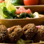 Falafel recipe at mountain trek
