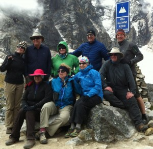 Phil Lanni_group in Peru