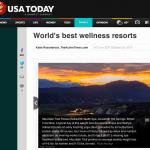 Mountain Trek on USA Today