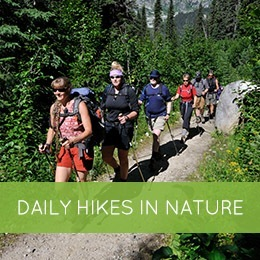 Fat Burning Hikes in Nature