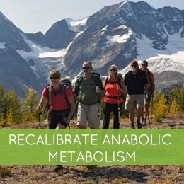 Recalibrate Anabolic Metabolism