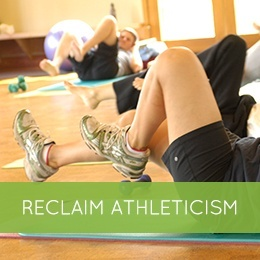 Reclaim Athleticism