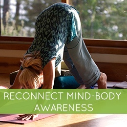 Reconnect Mind-body Awareness