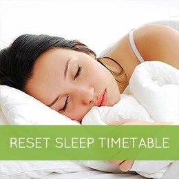 Reset Sleep Timetable