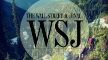 Mountain Trek featured in The Wall Street Journal