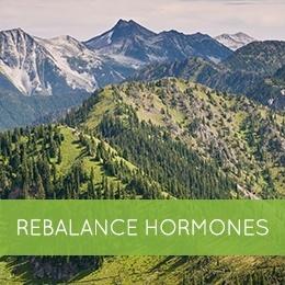 rebalance hormones