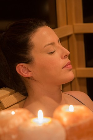 Maintain wellness with an infrared sauna