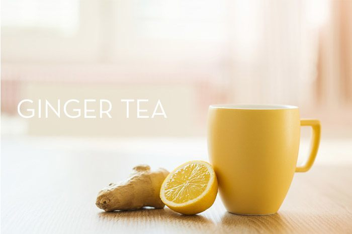 Morning Ginger Tea