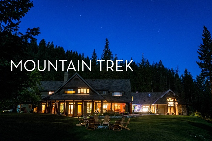 Book your stay at Mountain Trek
