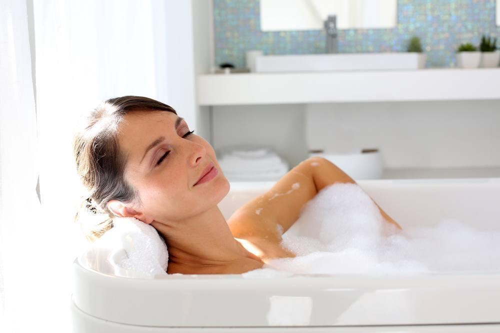 A Hot Bath