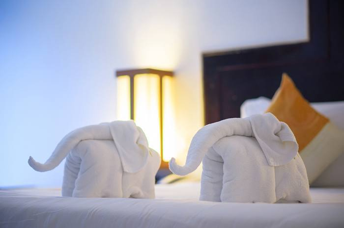 towel-elephants-on-a-bed