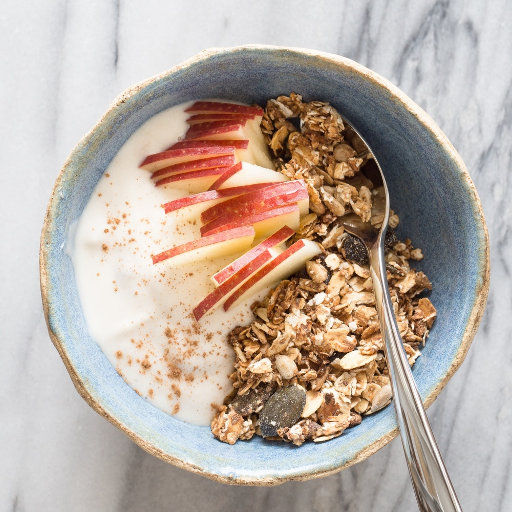 Recipe for Cinnamon Granola