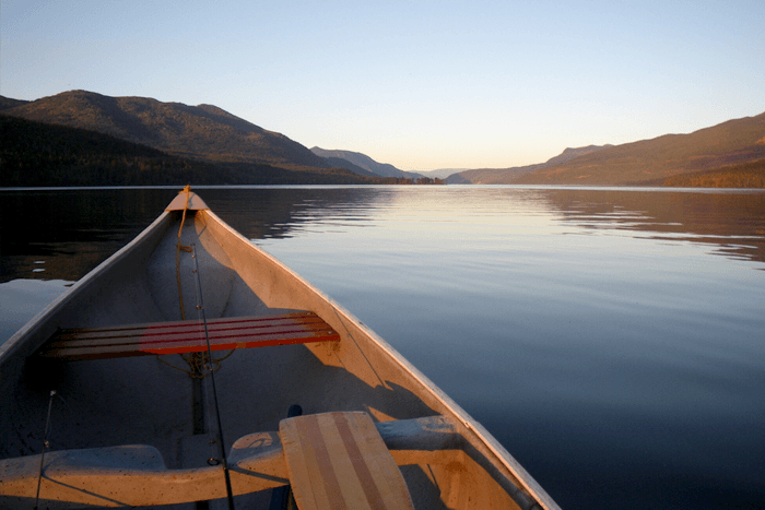 Canoeing-lakes