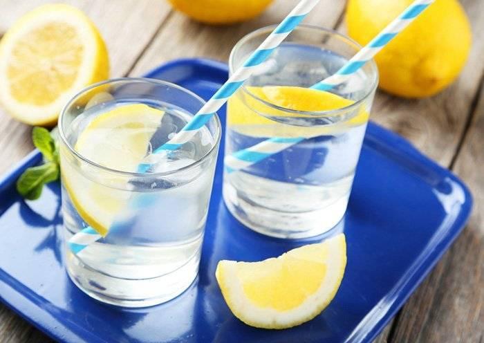 Avoid alcohol. Try lemon water or ginger tonic!