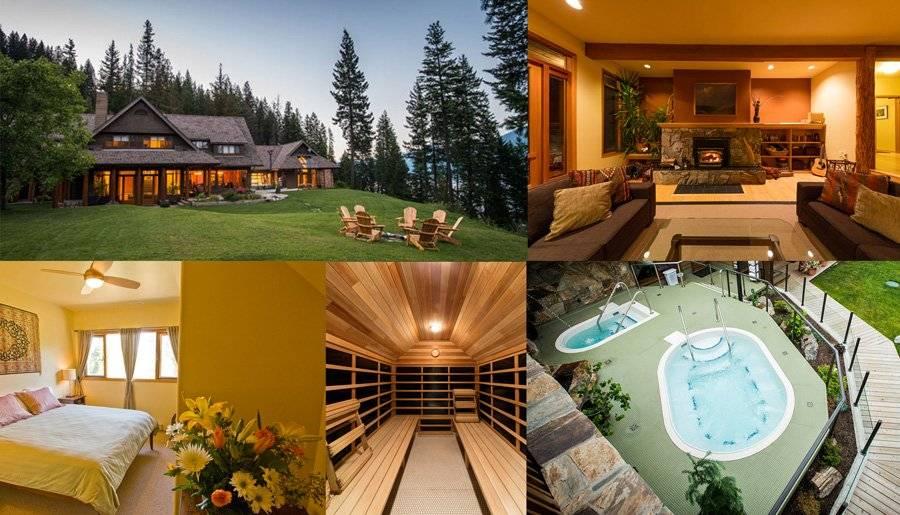 Mountain Trek's BC Mountain Lodge