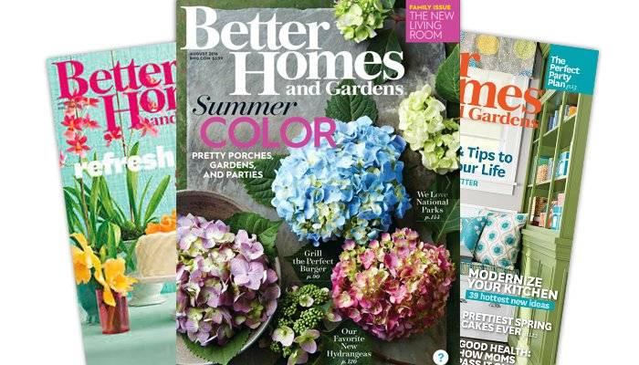 Better Homes & Gardens Features Mountain Trek