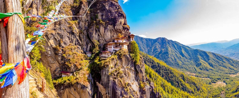 Bhutan Tigers Nest experienced on Mountain Trek Adventure Trek