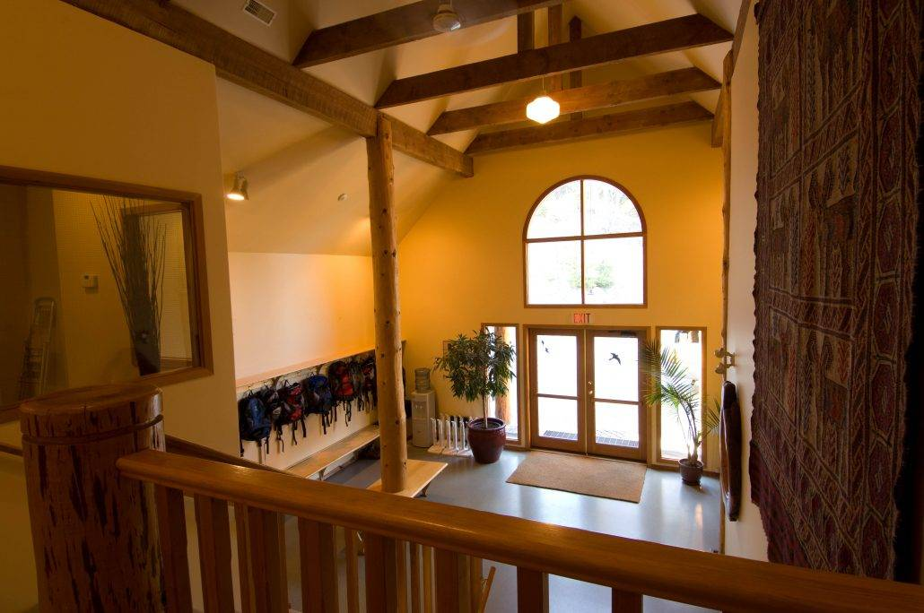 Mountain Trek Lodge & Spa Entrance Lobby