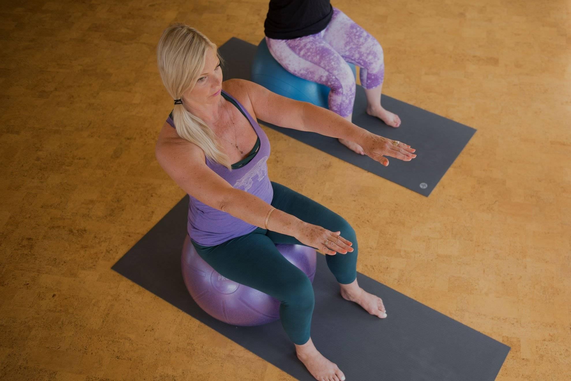 Fitness-Ball-Workout