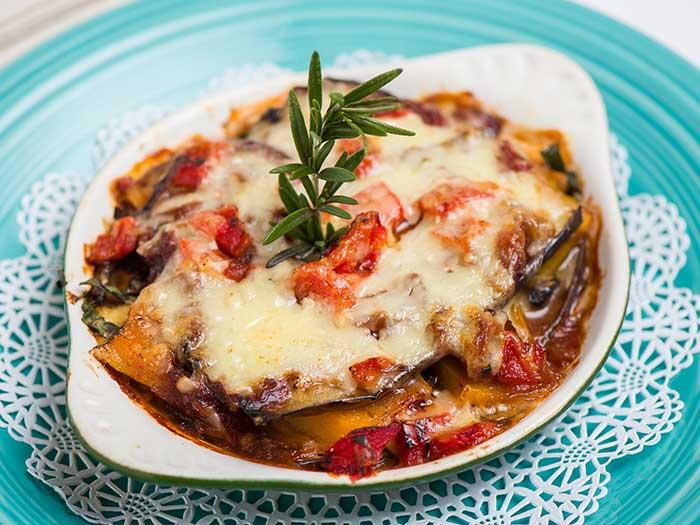 No Noodle Gluten Free Lasagna Recipe