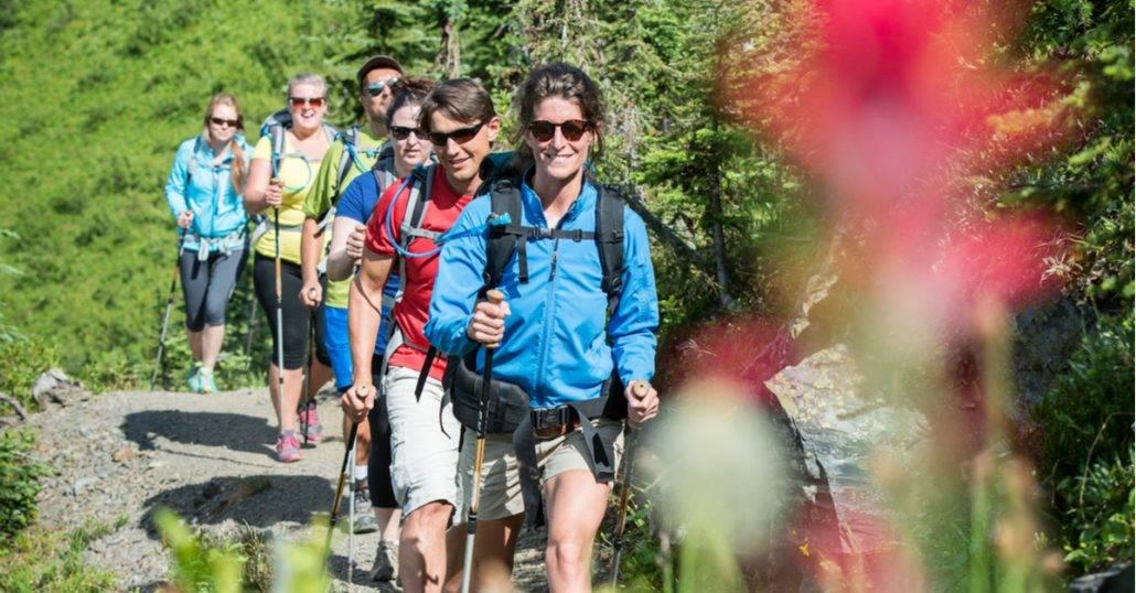 Mountain Trek Hike with Guide Jenn