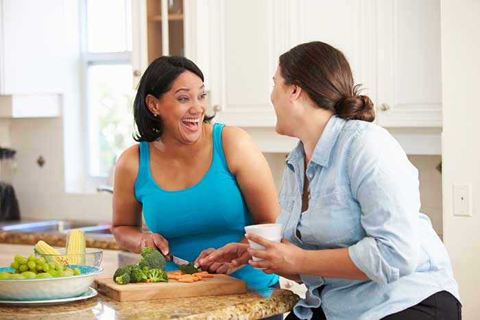 Simple Strategies For Relieving Stress in the Kitchen