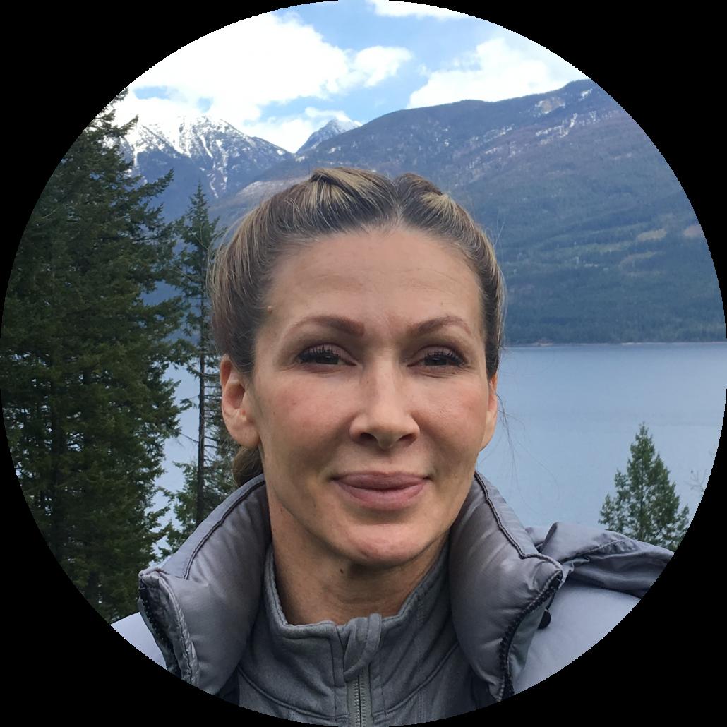 Kristy Shields Mountain Trek Kinesiologist