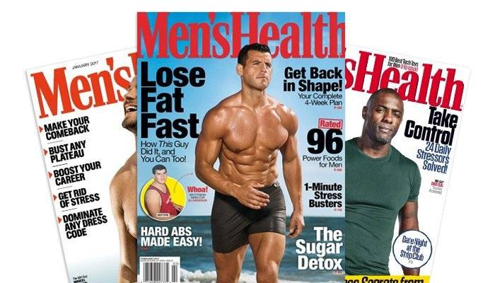 Men's Health Feature's Mountain Trek