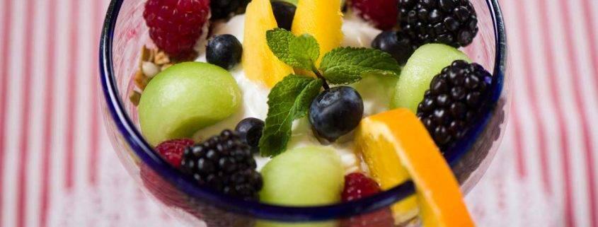 Mountain Trek Granola Breakfast Bowl