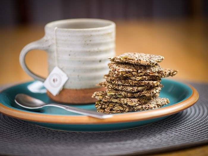 Seedy Trail Crackers Recipe