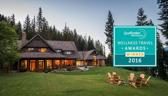 Mountain Trek wins SpaFinder Wellness Travel Awards