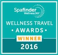SpaFinder 360 Wellness Awards
