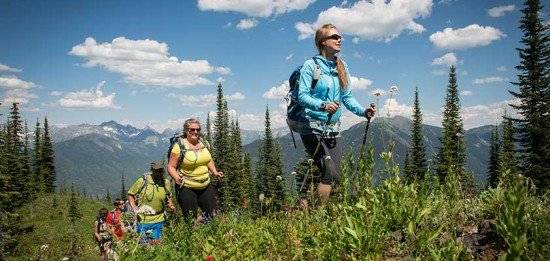 Summer Retreat in Nelson, Canada