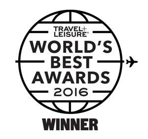 Travel + Leisure Awards