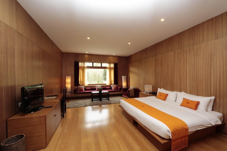 Terma Linca Hotel Deluxe Room used on Mountain Trek Adventure Trek