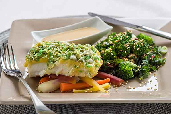 Wasabi-Crusted-Halibut-Recipe