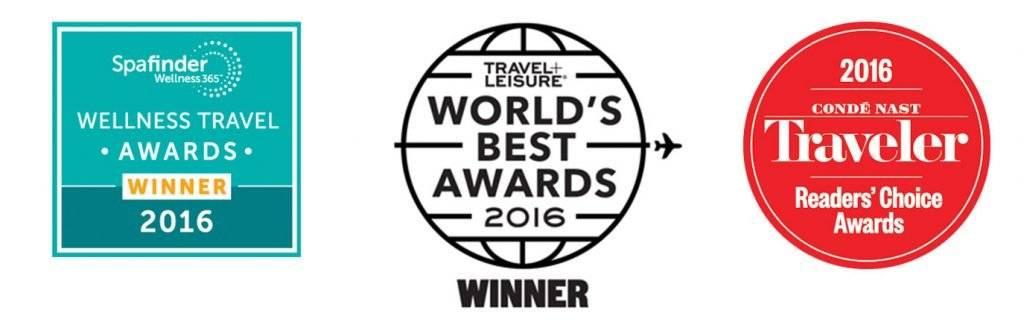 Mountain Trek's 2016 Travel Awards