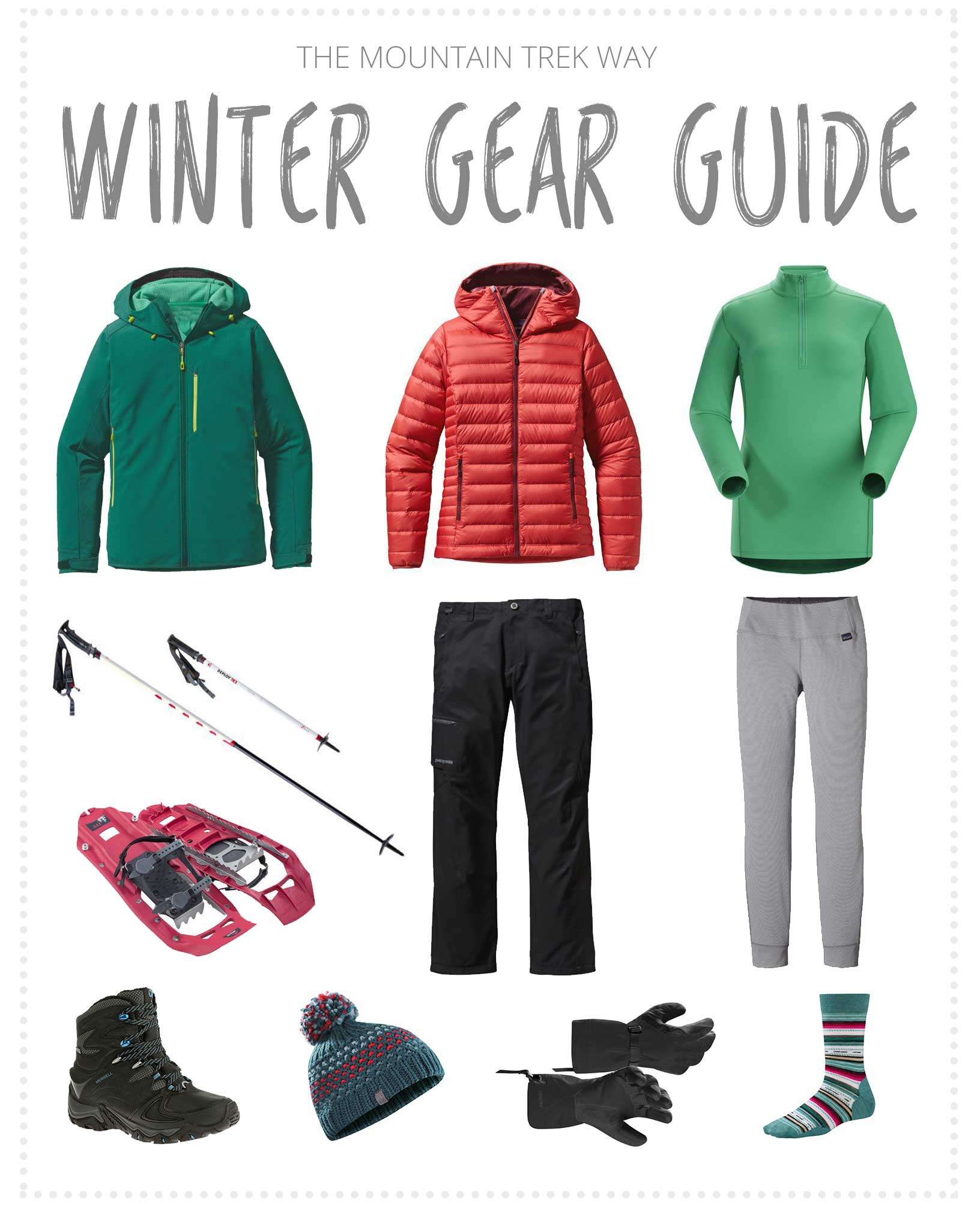 The Mountain Trek Way Winter Gear Guide