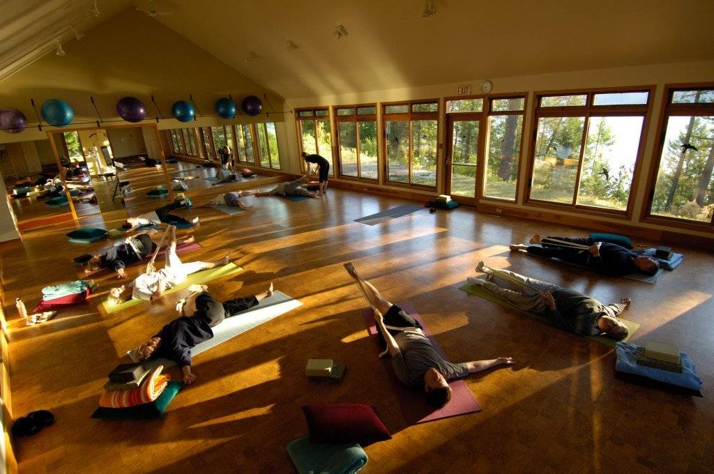Mountain Trek Lodge & Spa Yoga Studio