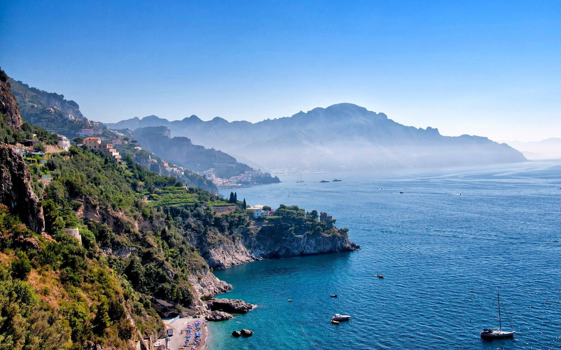 Hike the Amalfi Coast, Italy with Mountain Trek