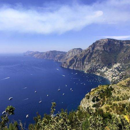 Hike the Amalfi Coast, Italy with Mountain Trek