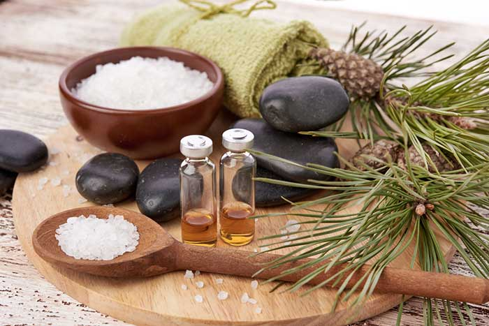 Release toxins with massage