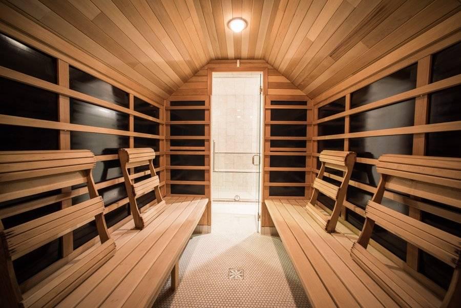 Mountain Trek Fitness Retreat & Health Spa has one of the world's best spas