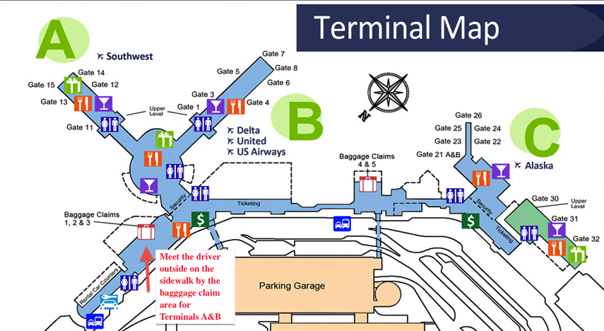 spokane-airport-map